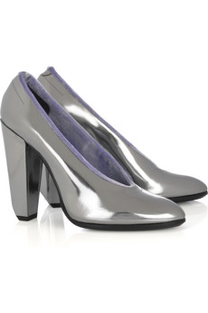 Marc Jacobs Metallic Pumps