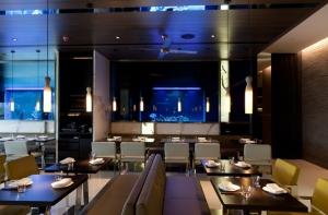 Yauatcha Mumbai Dining Area3